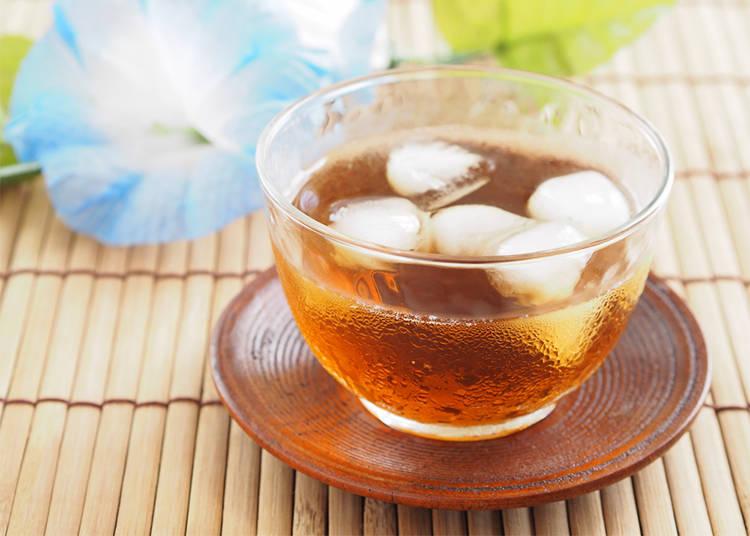 8. Mugicha, Roasted Barley Tea