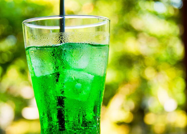 9) Melon Soda