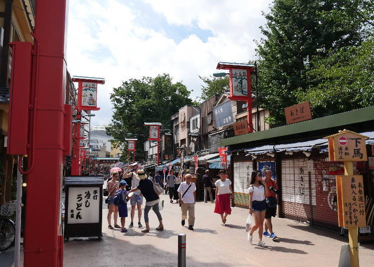 "Fun and interesting! Asakusa's ""Funny Japanese T-shirts"""