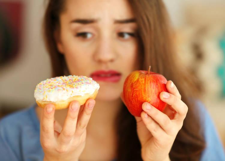 3:もっと食べたらいいのに!太ることを気にしすぎじゃない?