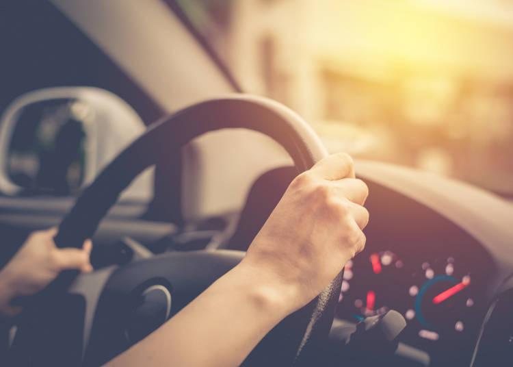 8:車の運転がすごく丁寧!やさしい運転をするんだね