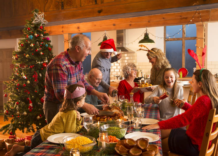 10:宗教行事に関心がないなんて!家族の大切なイベントなのに