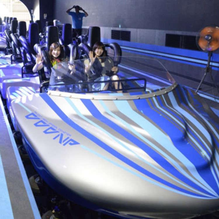 就是要讓你驚聲尖叫!挑戰世界第一加速力的富士急「DODODONPA雲霄飛車」