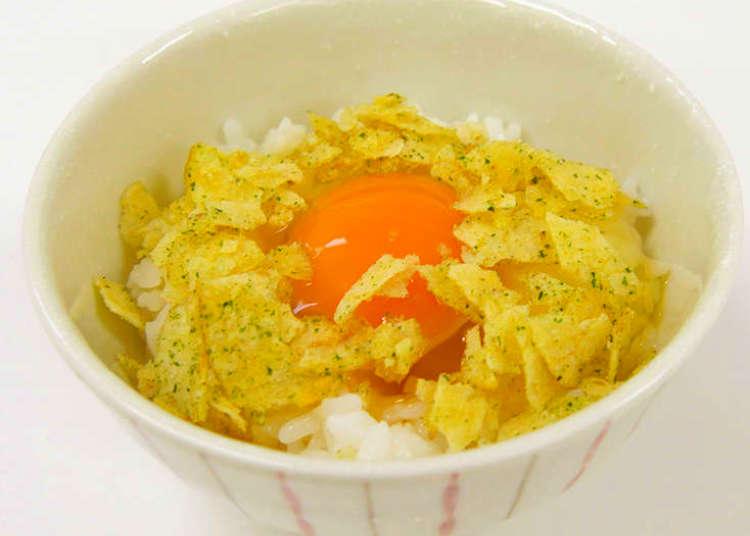 【日本人の定番TKG】外国人が一番ハマった激うまTKG(卵かけご飯)ちょい足しアレンジレシピとは!?