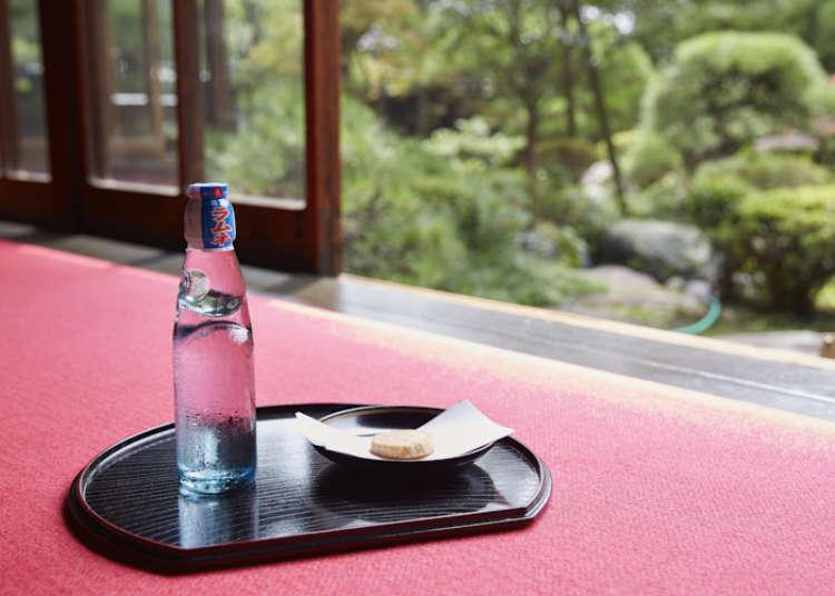 [MOVIE] アメリカ人美女も感激!日本の下町・柴又で食べ歩き観光。米誌庭園ランキング3位の絶景庭も登場|東京執事物語