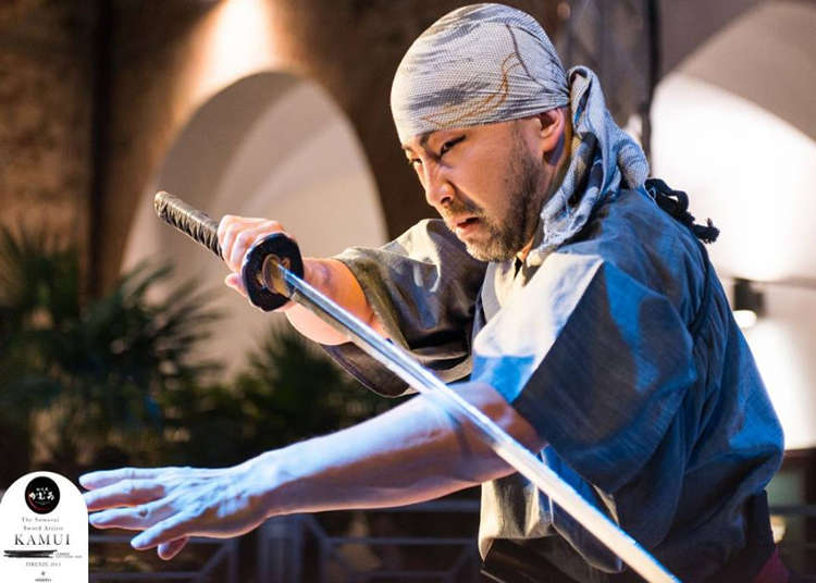 [MOVIE]Tetsuro Shimaguchi: Kill Bill Sword Choreographer and Founder of Kamui