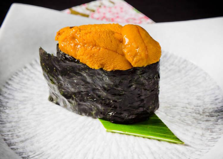 ■日本人でも好みがわかれる「ウニ」が嫌いなネタNo.2に