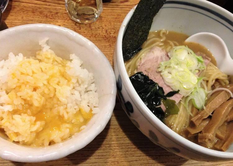 一般餐廳裡常見的雙重澱粉類食物組合