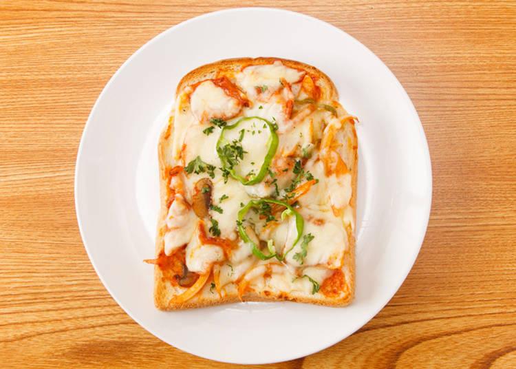 日本人はイタリア料理全般でチーズを堪能!
