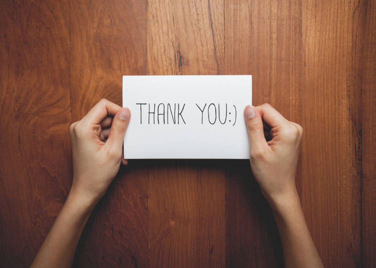 9.「ありがとう」の気持ちが受け取ってもらえない!
