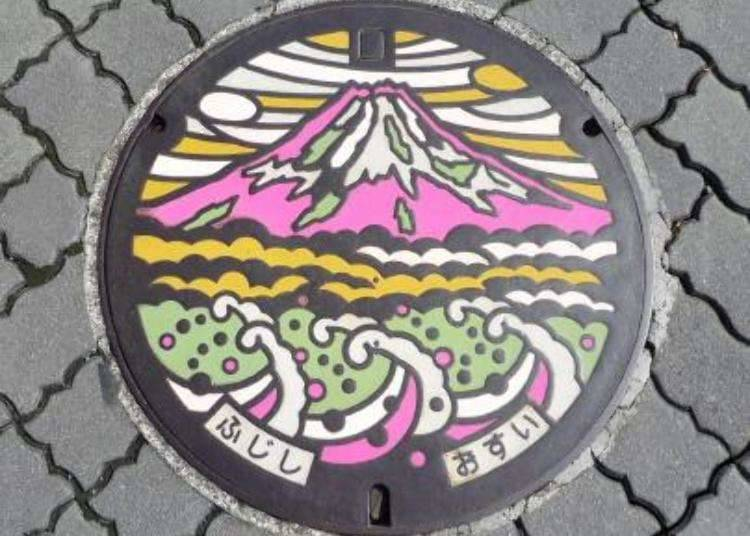 세 번째 이유, 일본 거리의 아트, 문화재라서