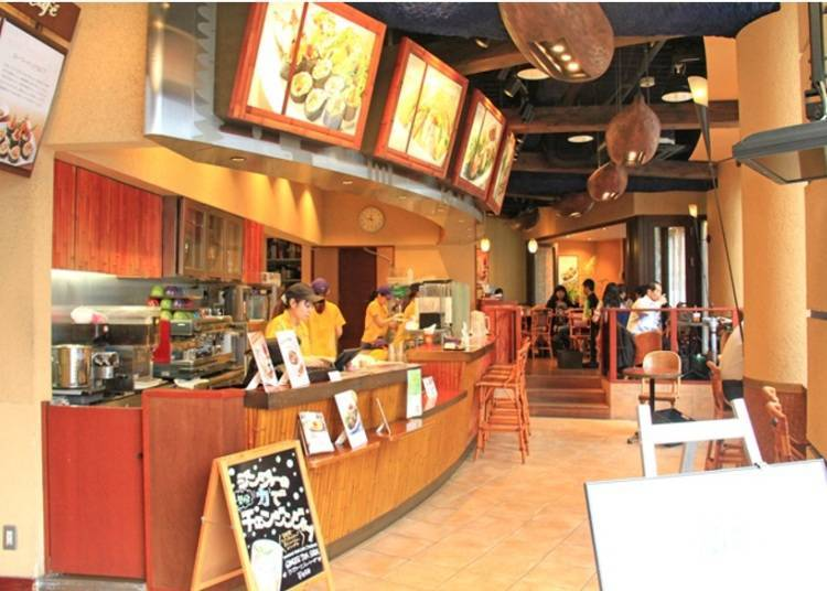 "Tahitian Noni Café: a Tasty ""Anti-AGE"" Lunch!"