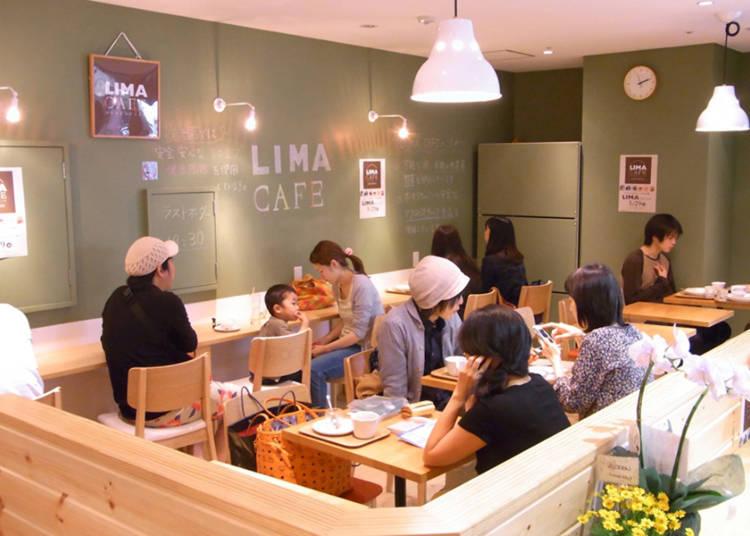 讓身體也被治癒的正宗長壽飲食料理&甜點「Rima Cafe 」