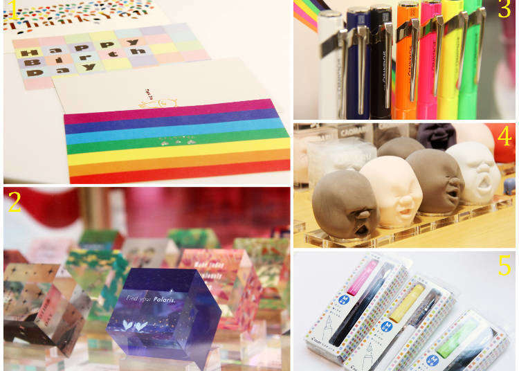 Guide to Ginza Itoya: The Century-Old Stationery Store