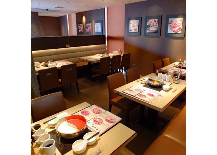 Shabu-Shabu Tajimaya: Indulge in Japanese Fondue With High-Grade Meat!