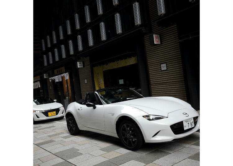 Omoshiro Rent-a-Car: Get from Narita Airport to Tokyo – in a Sports Car!