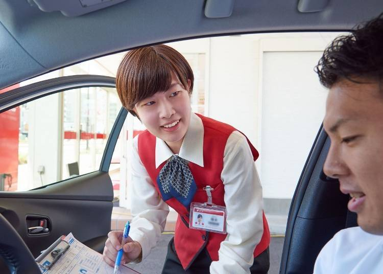 NIPPON Rent-A-Car Haneda: The Most Comfortable Transfer from the Airport!