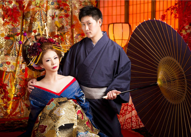 Studio Nanairo: Japan's Way of Taking Holiday Photos!