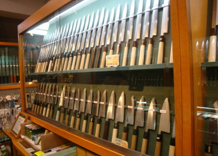 Kamata Hakensha: Find Out How Sharp Japanese Knives Really Are!