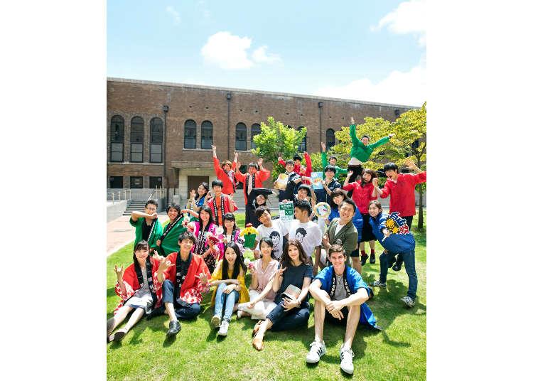 """到""""学园祭""""看看日本独有的""""若者文化""""!"""