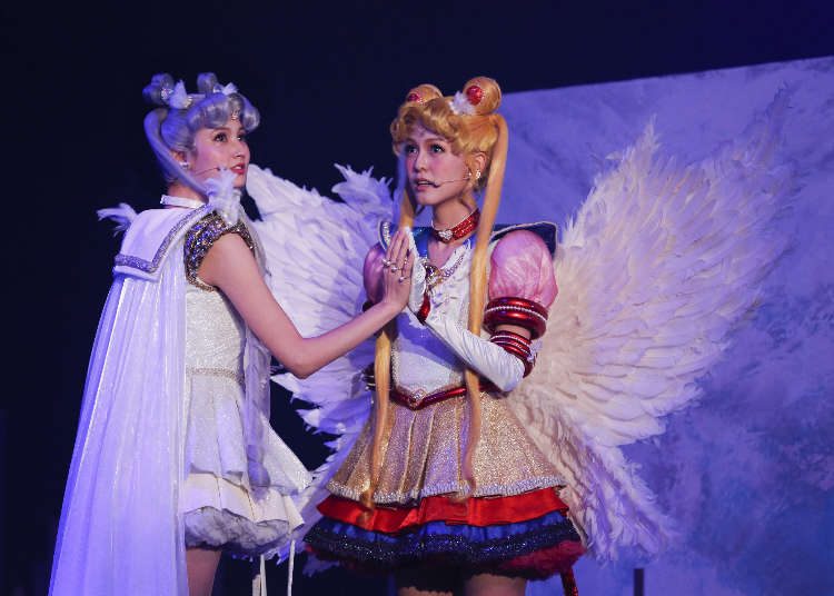 [MOVIE] The Anime Musical Experience: Real-Life Sailor Moon at AiiA 2.5 Theater Tokyo