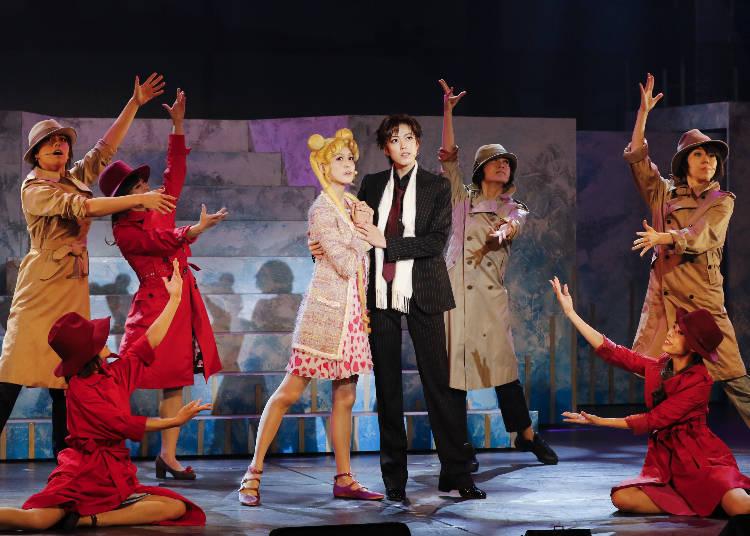 ミュージカル「美少女戦士セーラームーン」- Le Mouvement Final -
