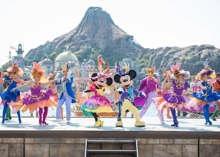 ◆2018年3月27日~6月6日「迪士尼復活節」(東京迪士尼海洋)