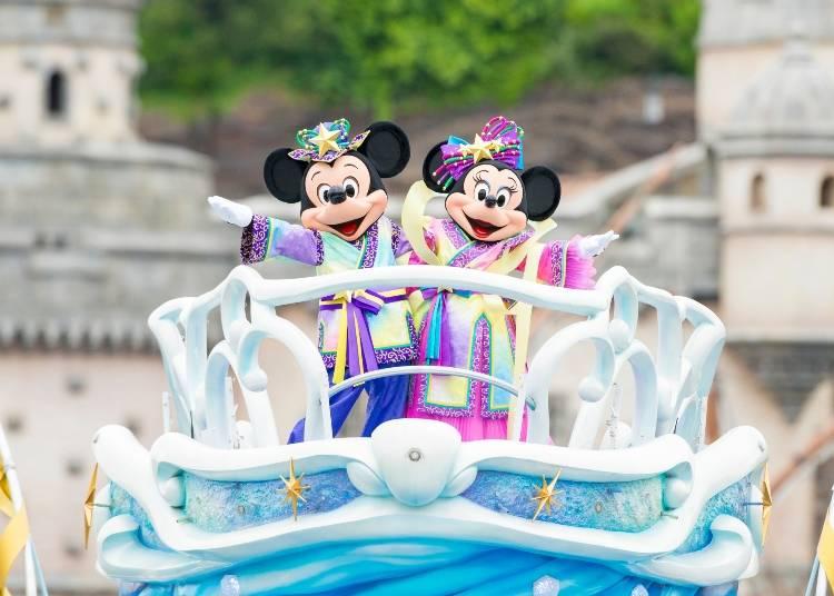 ◆2018年6月7日~7月7日「迪士尼迎七夕」(東京迪士尼樂園&海洋)