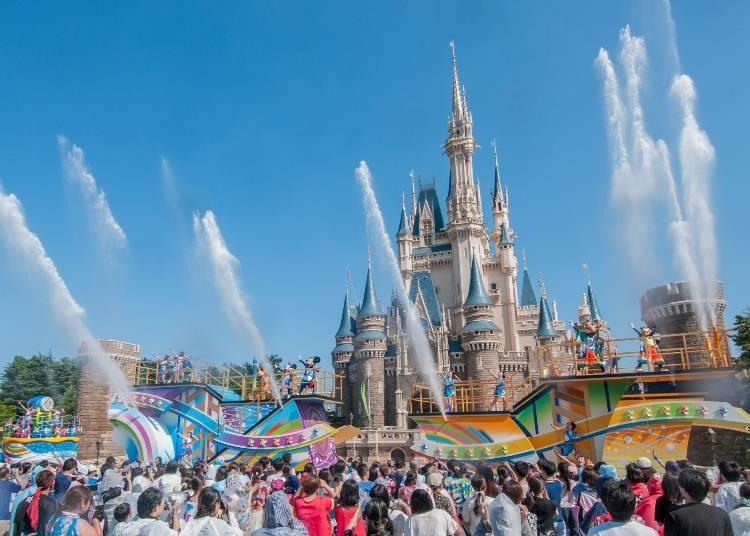 ◆2018年7月10日~9月2日「迪士尼和風夏慶」(東京迪士尼樂園)