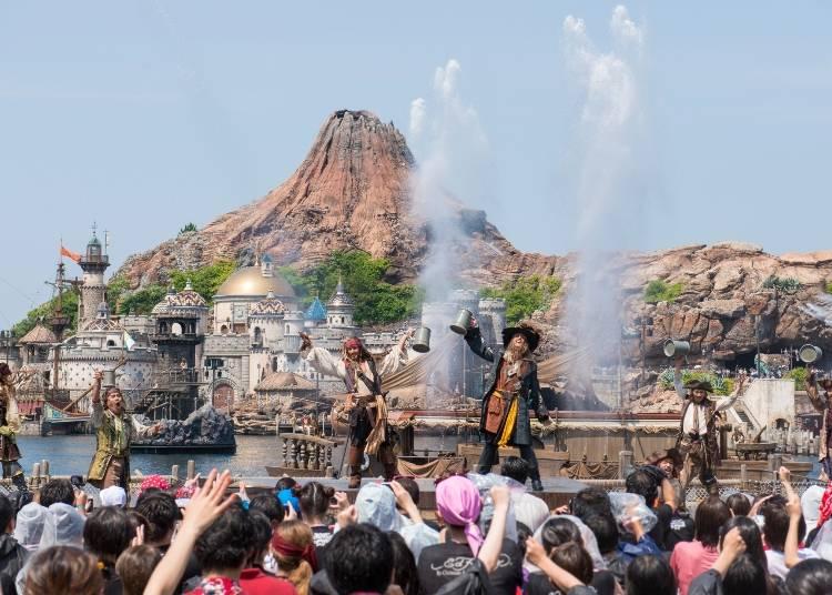 ◆2018年7月10日~9月2日「迪士尼夏日海盜世界」(東京迪士尼海洋