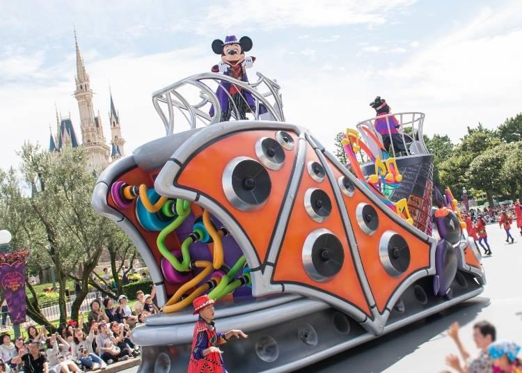 ◆2018年9月11日~10月31日「迪士尼萬聖節」(東京迪士尼樂園&海洋)
