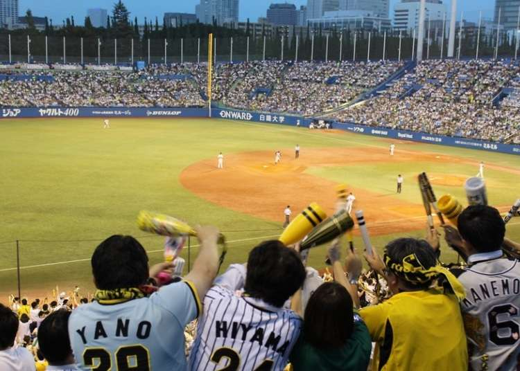 How to Experience a Baseball Game in Japan