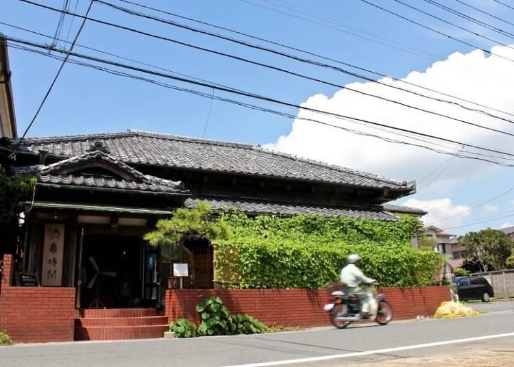 用屋齡90年老房子改裝而成的Guesthouse