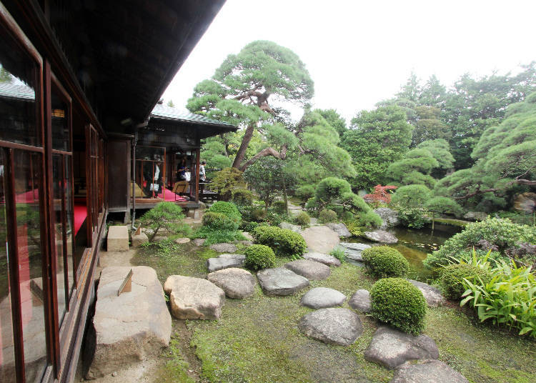 美國的日本庭園雜誌票選第三!大正時期著名庭園「山本亭」