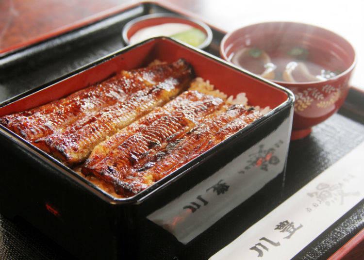 Kawatoyo: Tasting Traditional Japanese Eel with a Secret Sauce!