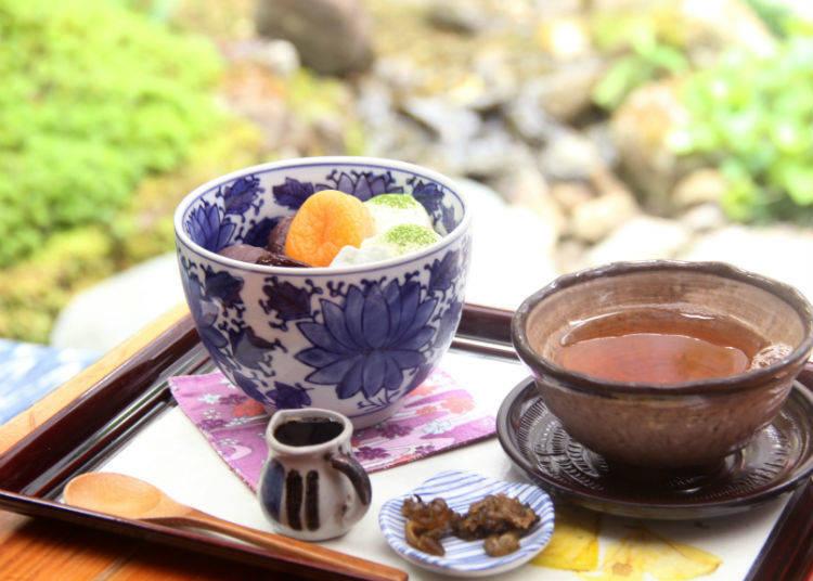 Miyoshiya: a Beautiful Journey to the World of Japanese Sweets