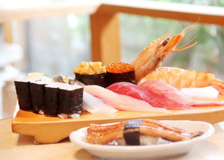 Edokko Sushi: Enjoying Authentic Sushi like the Japanese of Old