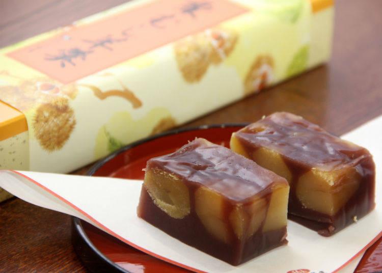 Nagomi no Yoneya: Tasting Yokan and the Sweet Side of Chiba
