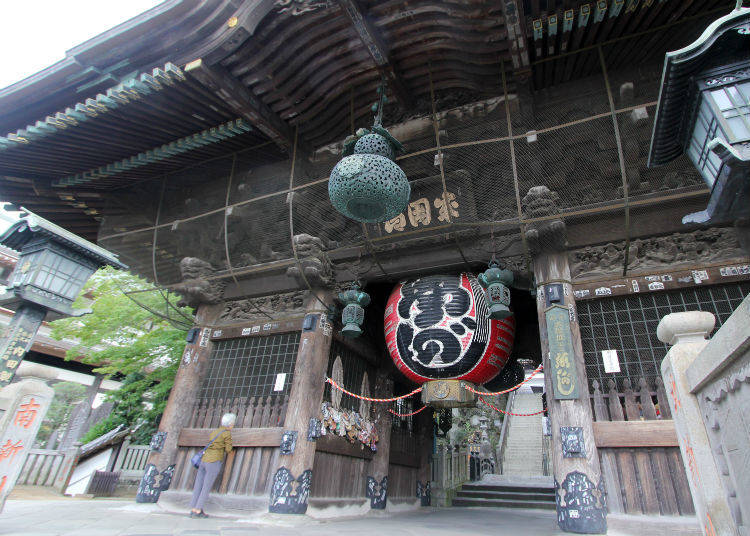 Narita-san Shinsho-ji Temple: Celebrating the Buddhist God of Fire with Ancient Ceremonies