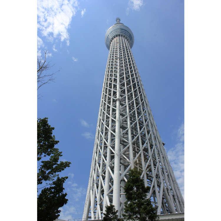 【レポート】世界一高い634mの電波塔、東京スカイツリーに上ってみた!