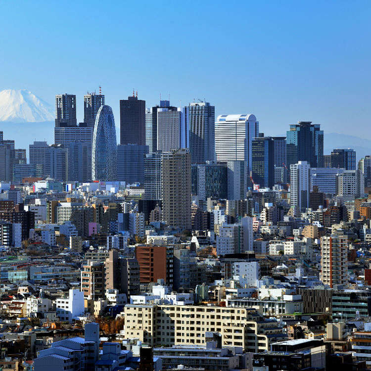 Spectacular Snaps! Top Spots to See Tokyo's Skyline