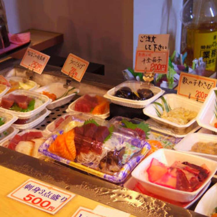 邊緣人救星!上野可獨自輕鬆小酌的立飲居酒屋