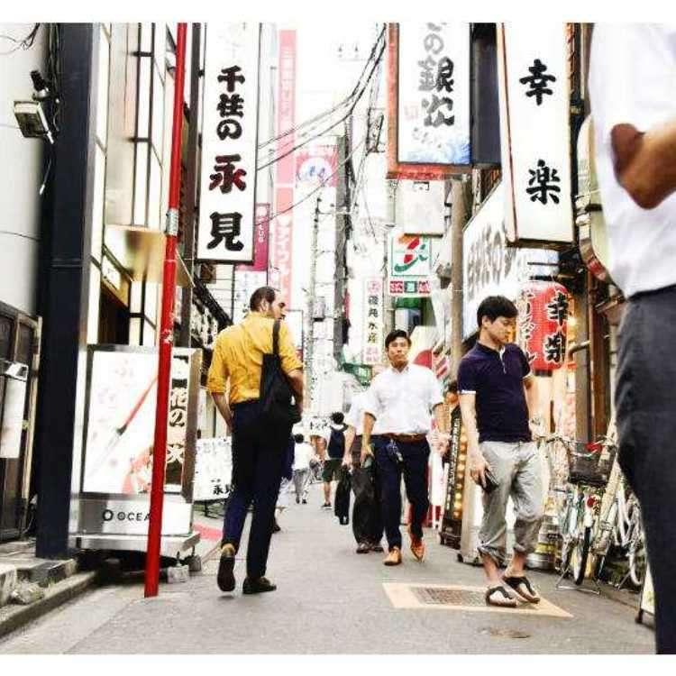 일드 고독한 미식가에 소개된 도쿄맛집 투어! 그 2번째는 기타센쥬!