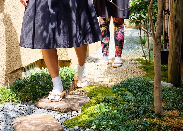 Following the Garden Path
