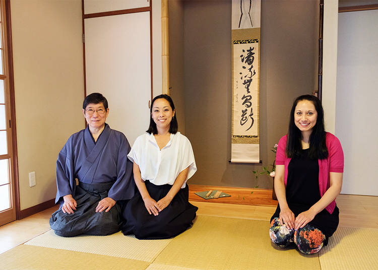 Farewell to Tea Ceremony