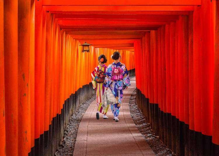 日本の10の主要都市-どこへ行くべき?