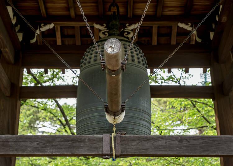 【跨年活動】一窺日本傳統 寺廟敲響除夕鐘