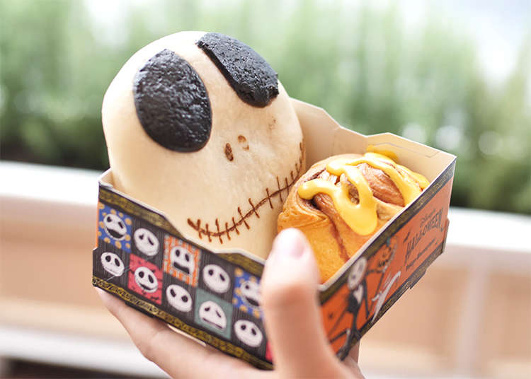Cutest and Strangest Halloween Foods You Should Get in Tokyo Disney Resort