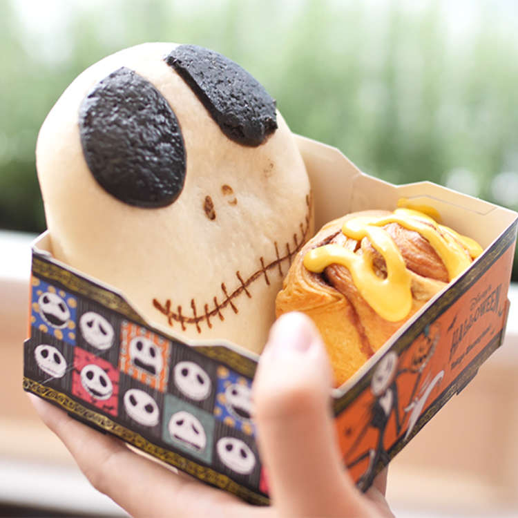 Cutest and Strangest Halloween Foods You Should Get in Tokyo Disney Resort