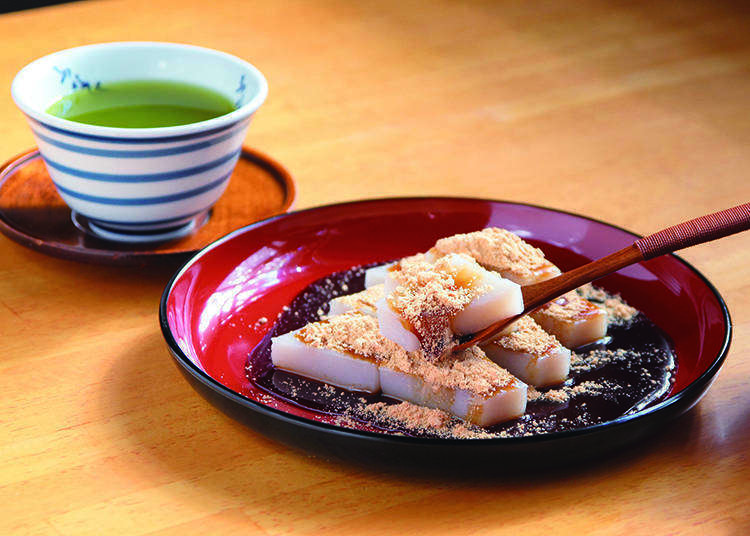3 Must-Try Traditional Japanese Sweets in Tokyo